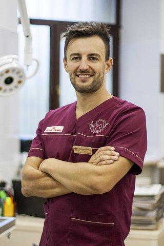 Роман Середа. Хірург, терапевт.