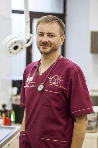 Тарас Гудима.  Анестезіолог